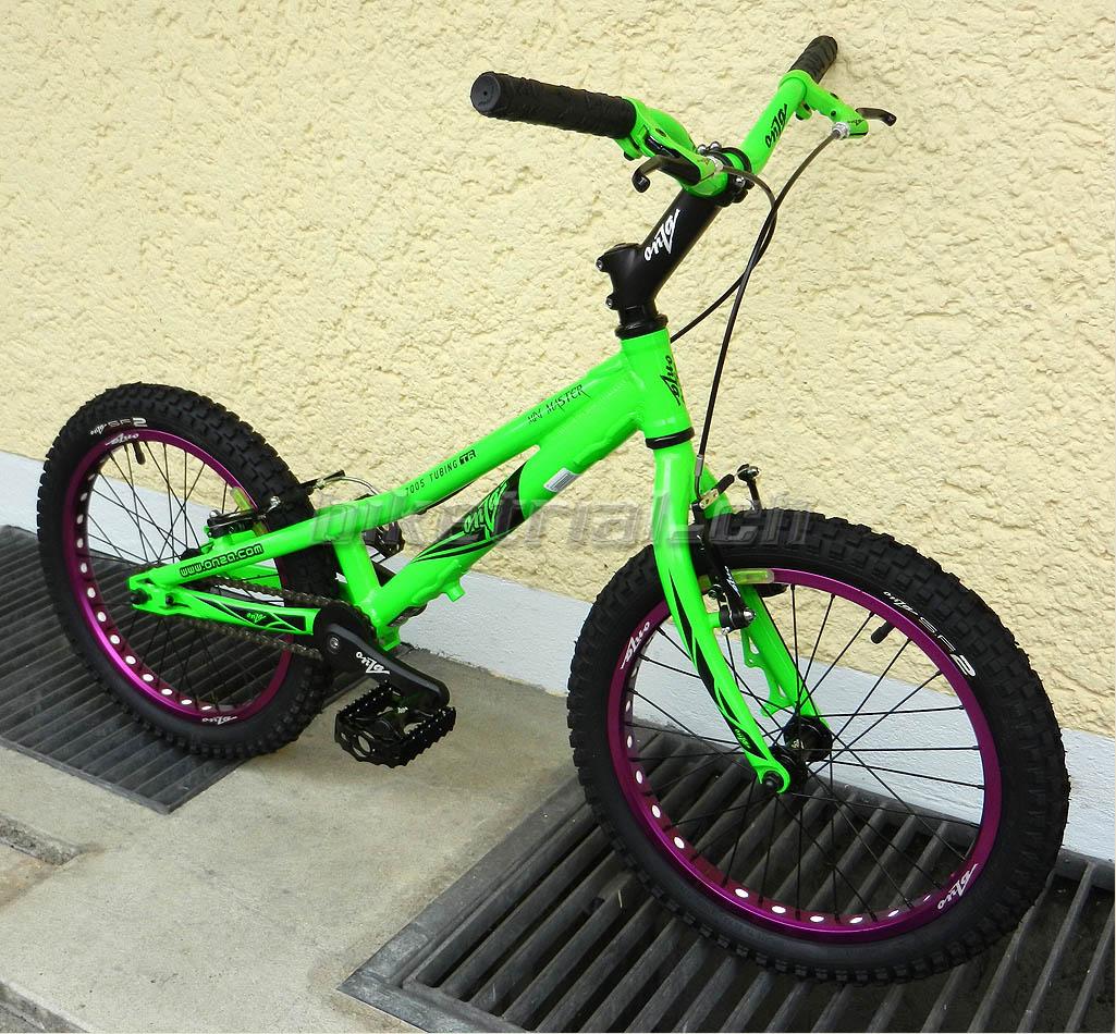 Onza Mini Master 2013 Kinder Trialbike 18 Kids Trial Bike