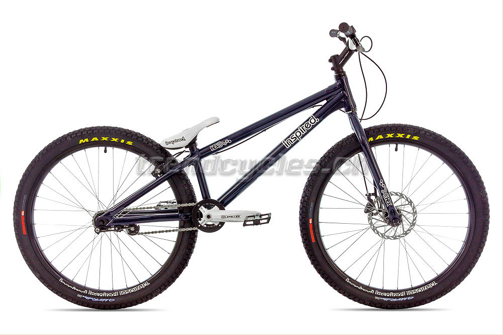 Bike Inspired Hex Pro 26 U0026quot   Street-trialbike