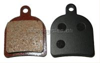 brake pads ECHO TR 2013 disc trial