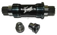 bottom bracket BB Jitsie ISIS 128mm with bolts