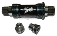 bottom bracket BB Jitsie ISIS 123mm with bolts